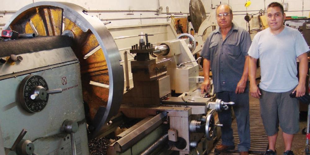 Father & Sons Machine Precision in Santa Fe Springs, CA