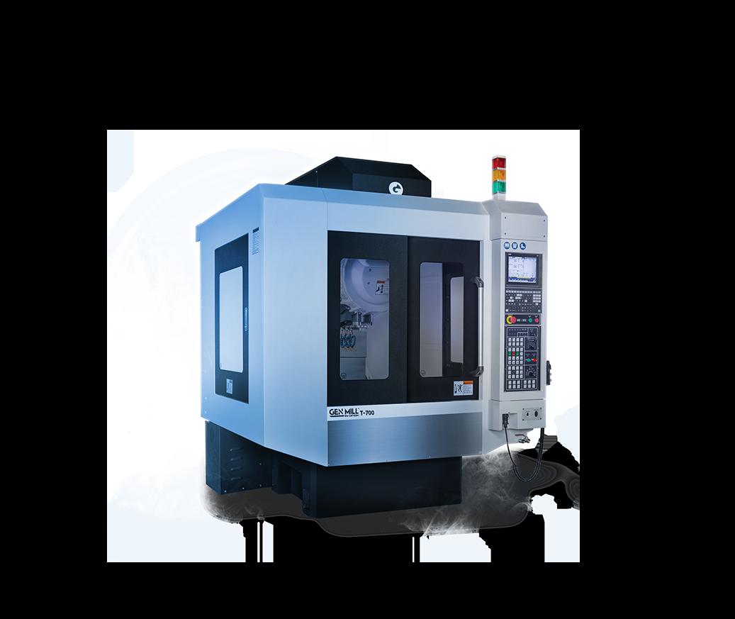 GEN MILL T-700 - 700 mm High Speed Mill-Drill-Tap Machine Center