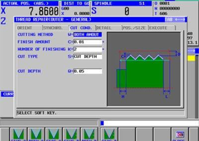 Fanuc Oimd 3 controls picture