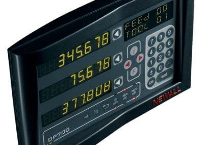 GHT-618 EVSOptional Newall Digital Readout