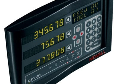 Ganesh GMV-1 - Optional Digital Readouts