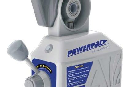 GMV 1 Optional Powerfeeds