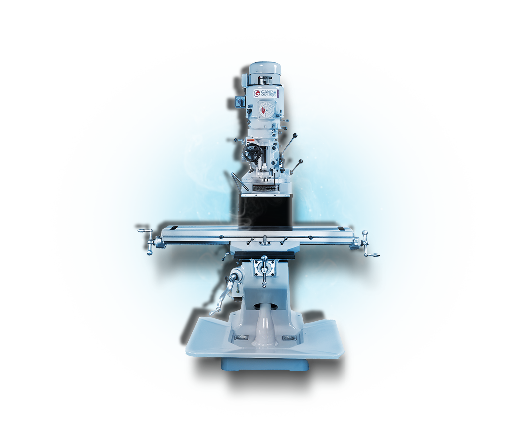 Ganesh GMV-1 - Precision Manual Milling Machine