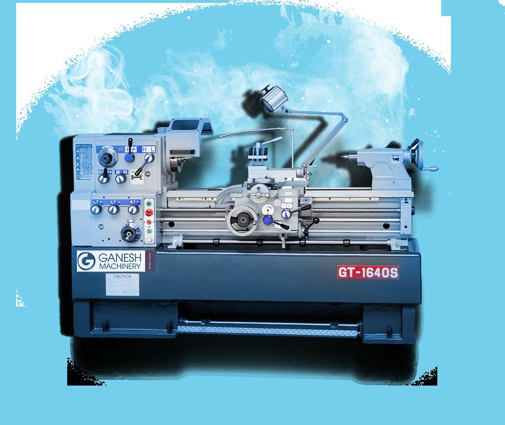 GT-1640 - Ganesh Machinery | CNC Swiss Turning & Milling Machines
