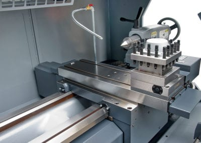 GT 1840 CNC machine Inside
