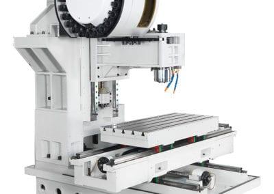 MILL 4024 CNC Inside frame