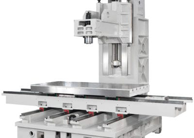 MILL 7039 CNC Inside