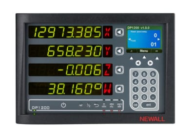 Optional Newall DP1200 DRO