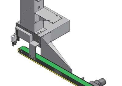 TURN 32 CS Cad Drawing for Gripper