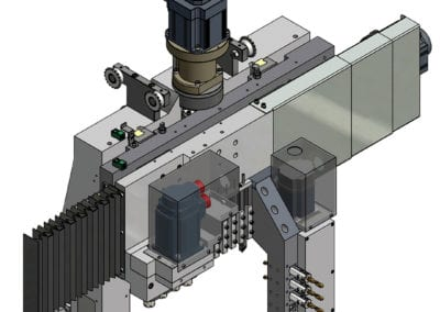 TURN 32 CS_Cad Drawing for Y axis