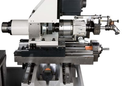 TURN 32 CS_Sub Spindle with Hydraulic Clamping