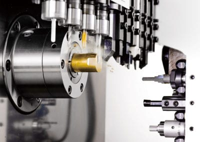 TURN 32 CS Tools for Main Spindle Cyclone 32 CS 7 Axis