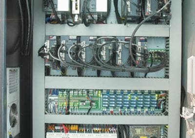 TURN 52 BY2_Air Conditioned Electrical Cabinet