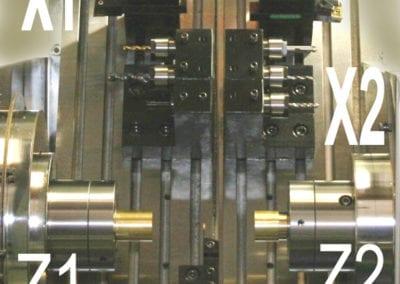TURN 52 GTS multi axis cnc machine