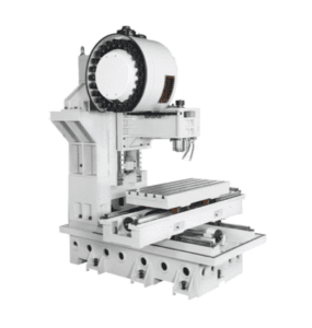 Ganesh CNC line-up of vertical milling machine