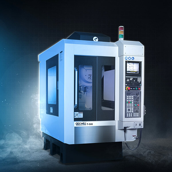 GENMILL CNC Milling machine