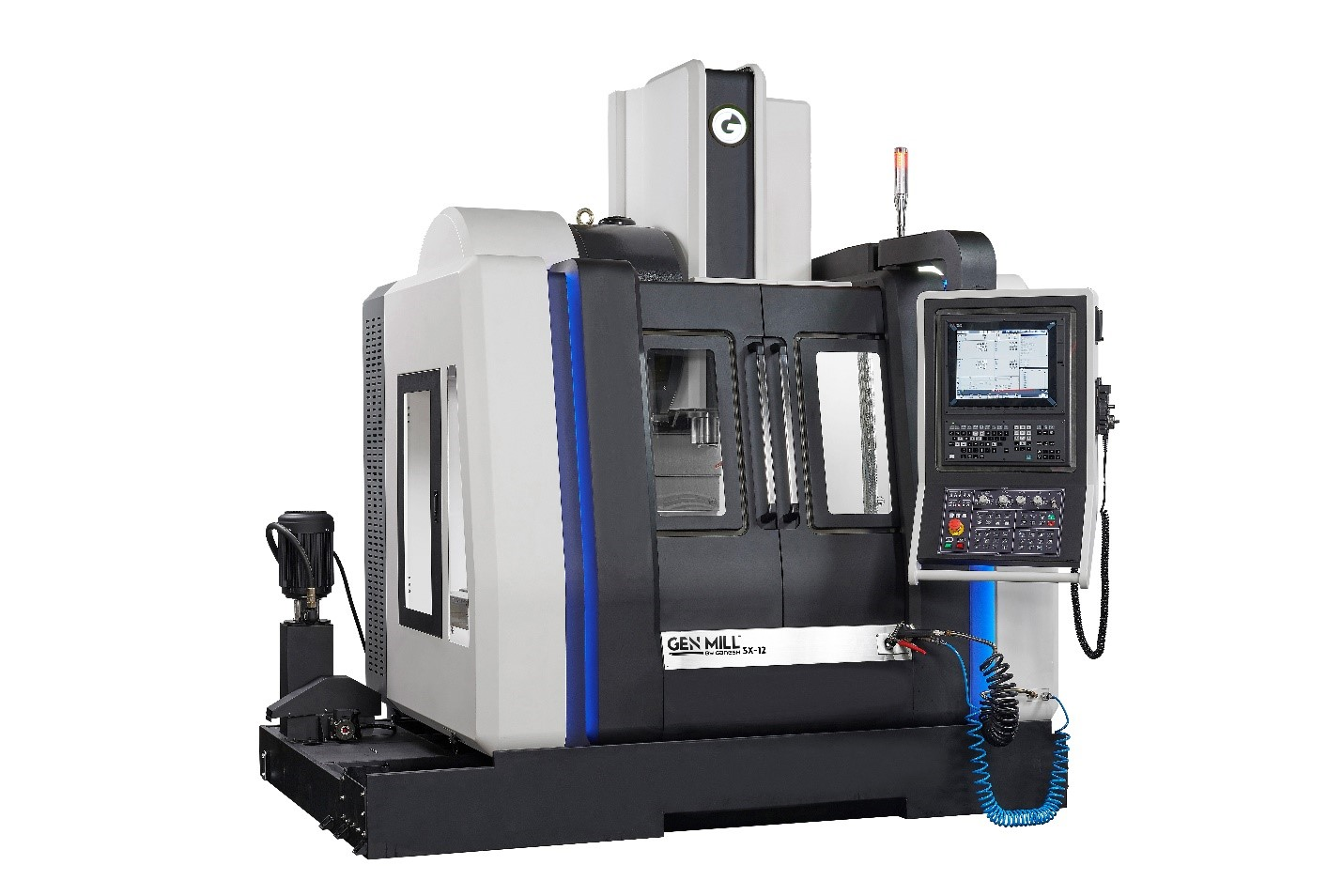 Ganesh GenMill 5X-12  5-Axis Simultaneous CNC Milling Machine Center