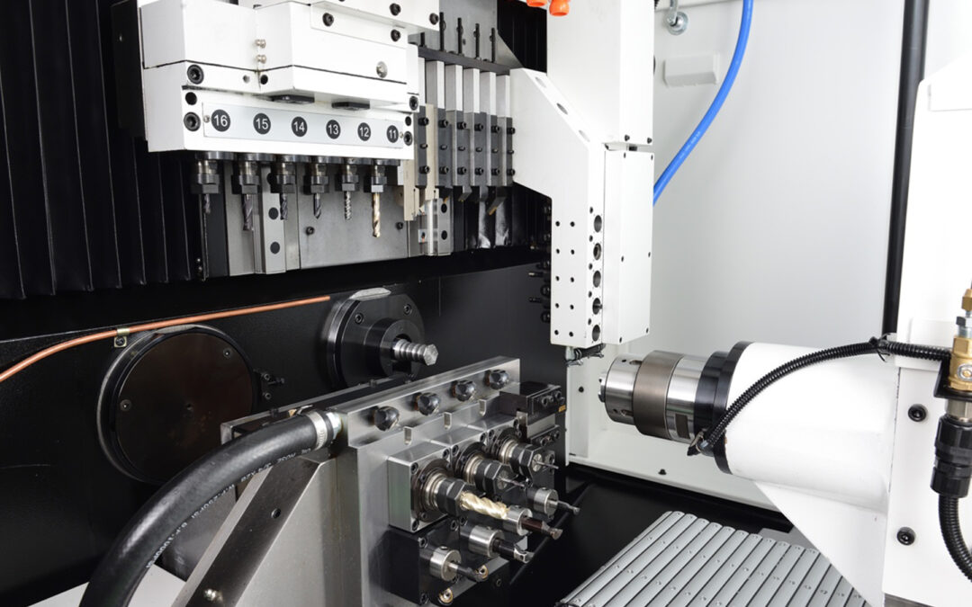 Evolution of CNC Swiss Machines Without the Guide Bushing