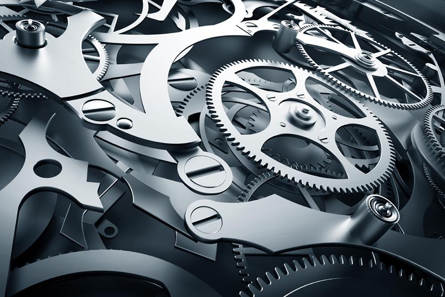 CNC Swiss Machine Gears