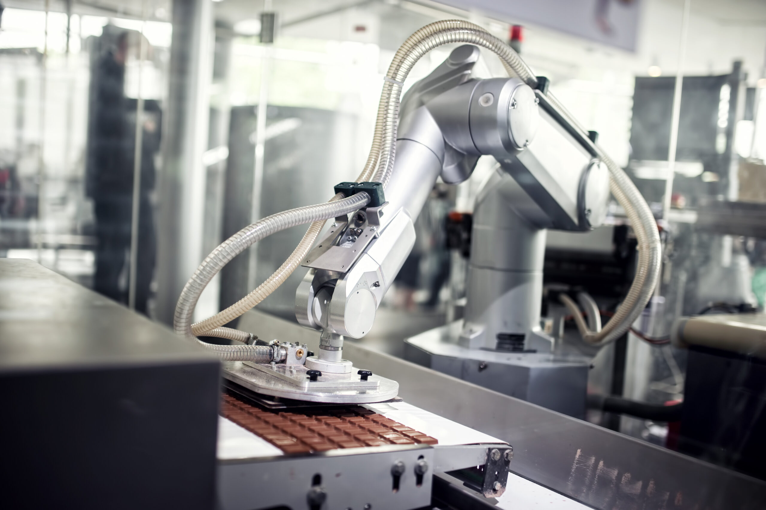 Robotics and Automation for Smaller Shops