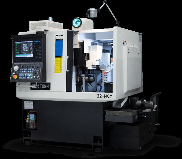 GEN TURN 32-NCY machine