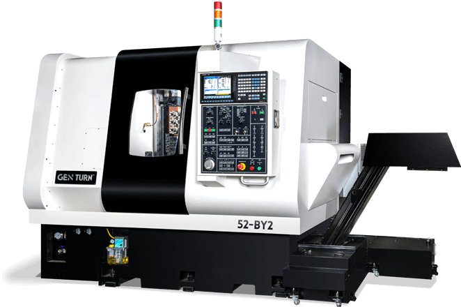 GEN TURN 52-BY2 machine