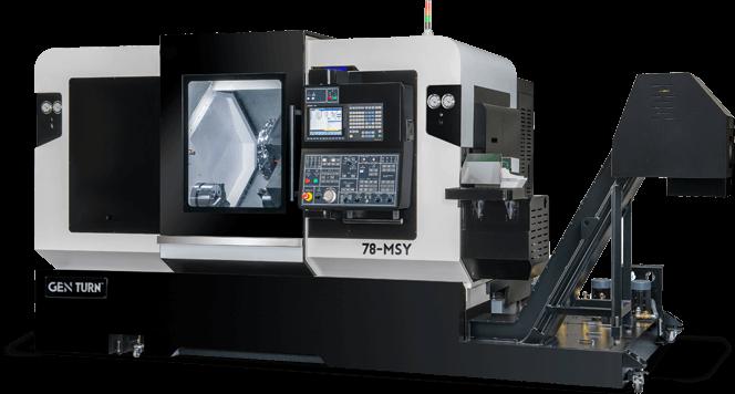 GEN TURN 78-MSY machine