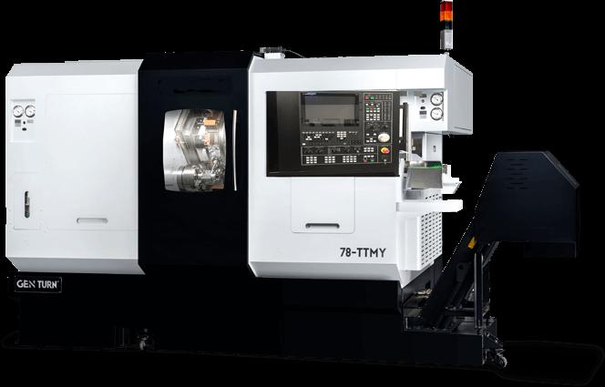GEN TURN 78-TTMY machine