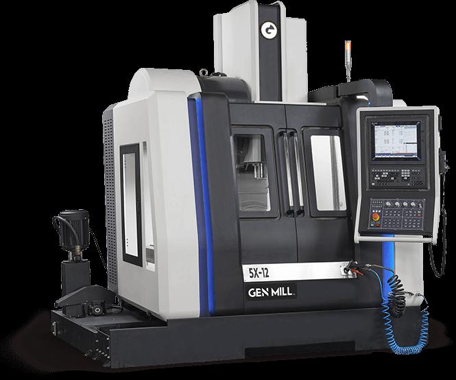 GENMILL 5X-12 Machine