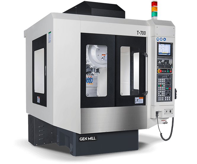 GENMILL T700 machine