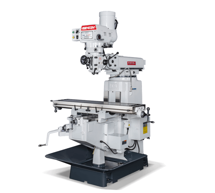 GANESH GMV-4 machine