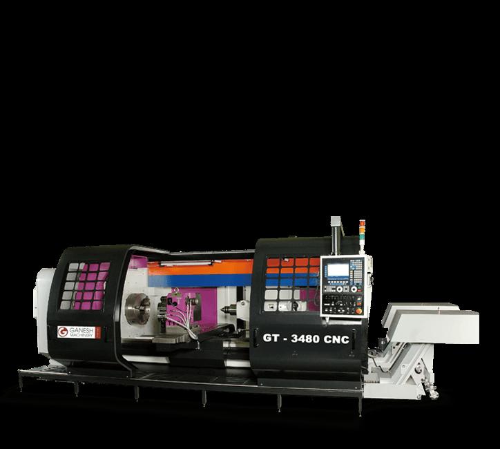 GANESH GTW-34/38/42 CNC machine