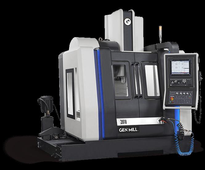 GENMILL 2818 machine