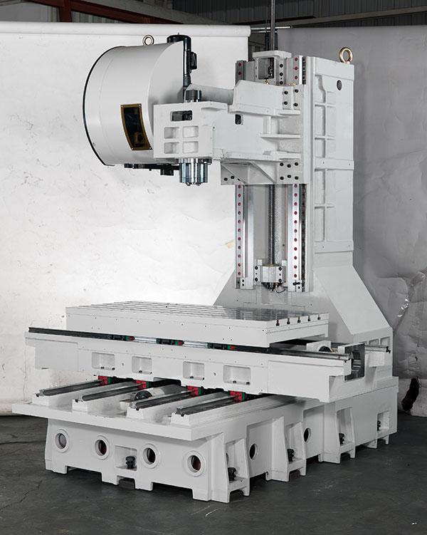 GENMILL 5127 interior casting