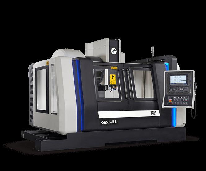 GENMILL 7039 machine