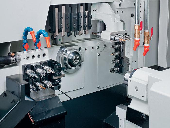 GEN TURN SL-20Y2 machine